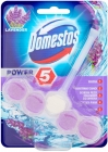Domestos WC Power 5 pendant with a Lavender cube