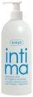 Ziaja крем жидкость для интимной гигиены лактобионовых кислот восстанавливающей успокаивающих