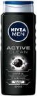 Nivea Men Active Gel Чистый душ