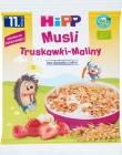 Multigrain muesli Strawberries-Raspberries BIO