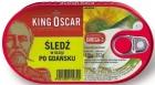 King Oscar Śledź w oleju
