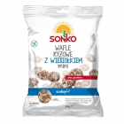 Sonko Wafle ryżowe mini