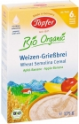 Topfer wheatgrass BIO apple-banana