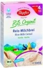 Топфер рисовой каши без клейковин BIO ваниль