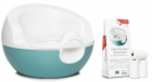 Naty Clean Potty Potty con recambios intercambiables, biodegradable