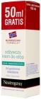 Норвежский питательный крем для ногтей Neutrogena Formula