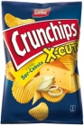 Crunchips X-Cut Chips with a taste of cheese-onion
