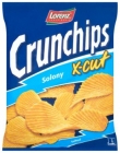Chips salados Crunchips X-Cut