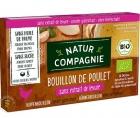 Natur Compagnie бульонные куриные кубики БИО