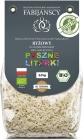 Fabijańscy BIO gluten-free white rice letters pasta