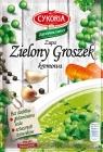 Cykoria Zupa zielony groszek