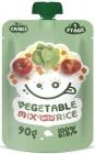 Ovko Ecological puree mix of vegetables with BIO rice