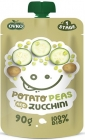 Ovko Ecological puree potato, peas, zucchini BIO