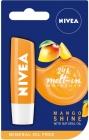 Nivea Nourishing Mango Shine lipstick