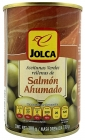 Jolca Green olives with salmon
