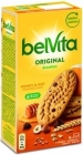 Belvita Breakfast Cereal cakes with honey nuts and pieces of chocolate