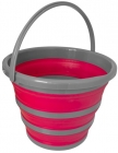 York folding bucket round color mix