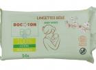Bocoton Влажные салфетки для детей и младенцев BIO