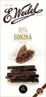 E. Wedel Горький шоколад 80%