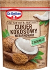 Dr. Oetker Unrefined coconut sugar from Indonesia