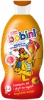 Bobini. Shampoo, shower gel and 3in1 bubble bath. Magical mango
