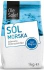 Sante Ole Sole! Sea salt