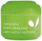 Ziaja Natürliche Oliven-Gesichtscreme für trockene, normale Haut