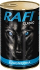 Rafi Classic Complete food for adult dogs of all breeds with lamb