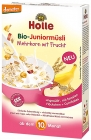 Holle Organic multigrain porridge with Cornflakes and fruit, dairy-free BIO