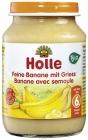 Holle Ekologiczny deserek banan