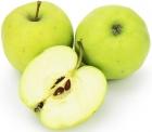 Jabłka Golden ekologiczne Bio