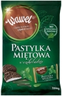 Wawel Mint pastel in chocolate