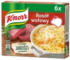 Knorr Beef broth