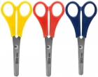 Easy Scissors with graduation 13 cm blue