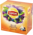 Lipton Black tea flavored with the taste of berries