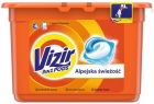 Vizir Alpine Fresh Three-in-1 capsulas de lavado