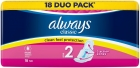 Always Classic Long Sanitary pads with wings