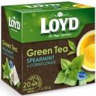 Loyd Herbata zielona z miętą