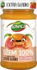 Łowicz 100% fruit jam with a smooth smooth peach
