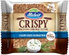Melvit Crispy z kozim serem