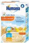 Humana Milk porridge 5 cereals with bananas