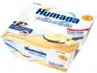 Humana Milk Minis Молочный десерт ванильный пудинг