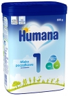 Humana 1 Initial milk from birth