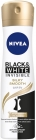 Nivea Black & white Невидимый Silky Smooth Антиперспирантный спрей