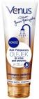 Aceite de ducha Venus para hidratación intensa en gel.