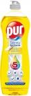 Geheimnisse von Pur Cook Lemon Extra flüssiges Spülmittel