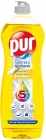 Pur Cook's secrets Lemon Extra liquid dishwashing detergent