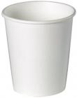Kubek jednorazowy papierowy biały