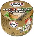 B.M.C Pasta z makreli wędzonej