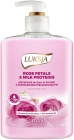 Luksja Essence Liquid soap Rose Petals & Milk Proteins
